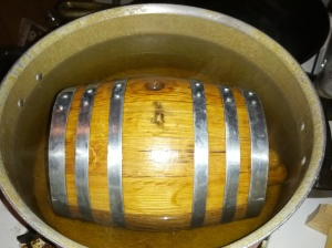 Boiled barrel, anyone?